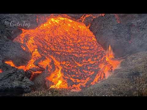 Hot Lava Approaching Western Wall 💥