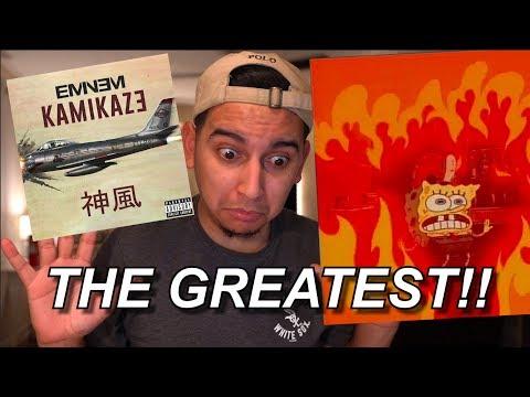 THE GREATEST - EMINEM | BREAKDOWN/REACTION!! | STRAIGHT HEATTTTT
