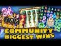 Community Biggest Wins #24 / 2018