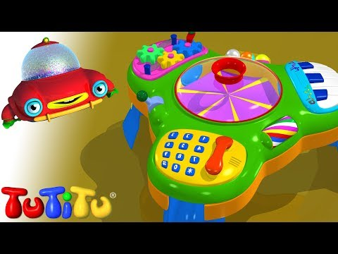 TuTiTu Toys | Activity Table