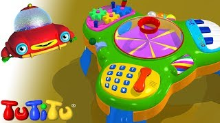 Tutitu Toys | Activity Table
