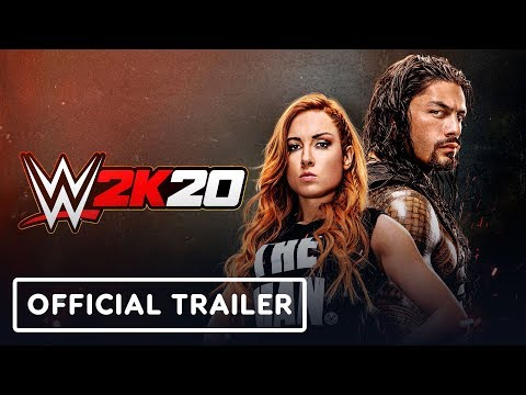 WWE 2K20 - Official Reveal Trailer