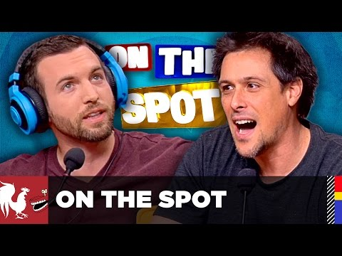 On The Spot: Ep. 36  I'm Your Host, Joel Heyman  Rooster Teeth