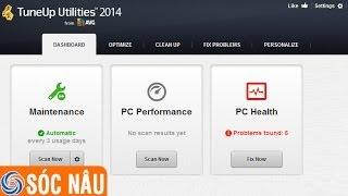 Download tuneup utilities 2014 miễn phí và cách sử dụng