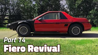 The Haunting of Red Car | 1985 Fiero 2M4 Revival - Part 14