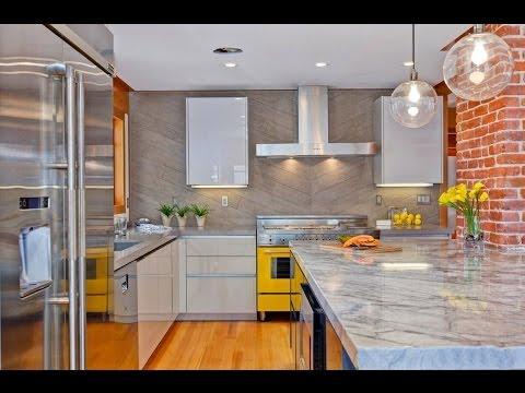 Дизайн кухни площадью 12 кв. м. Современные идеи