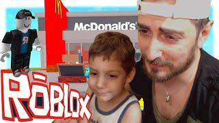 Roblox: McDonald Tycoon W/ MIO FIGLIO [ITA]
