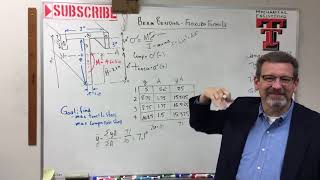 Solids: Lesson 26 - Beam Bending the Flexure Formula