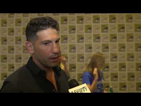 Jon Bernthal aka 'The Punisher' from shares his most meaningful fan encounters