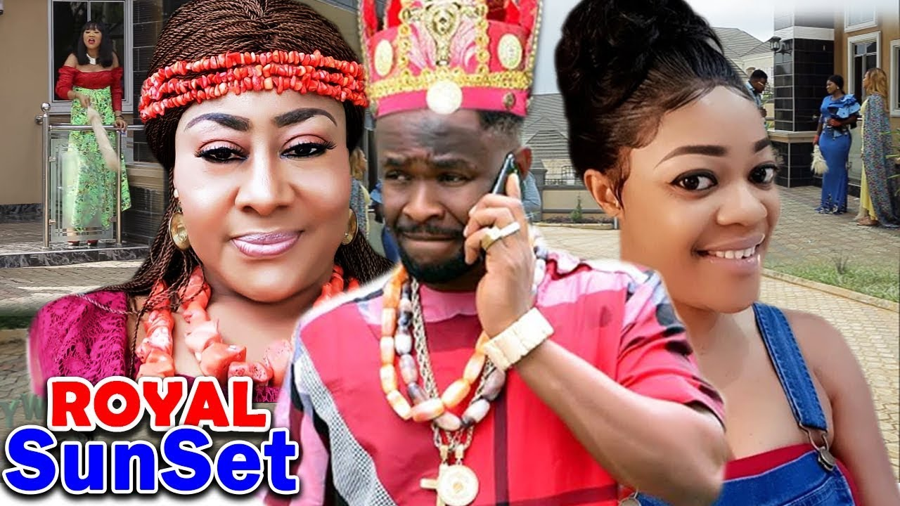 Download Royal Sunset Season 5 & 6 - ( Zubby Michael / Yul Edochie ) 2019 Latest Nigerian Movie