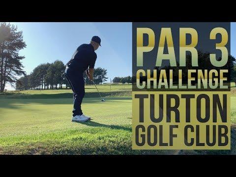 Turton Golf Club - Par 3 Challenge