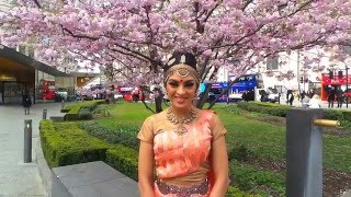Rukmini Vijayakumar in London - Sky Blue Mediaworks