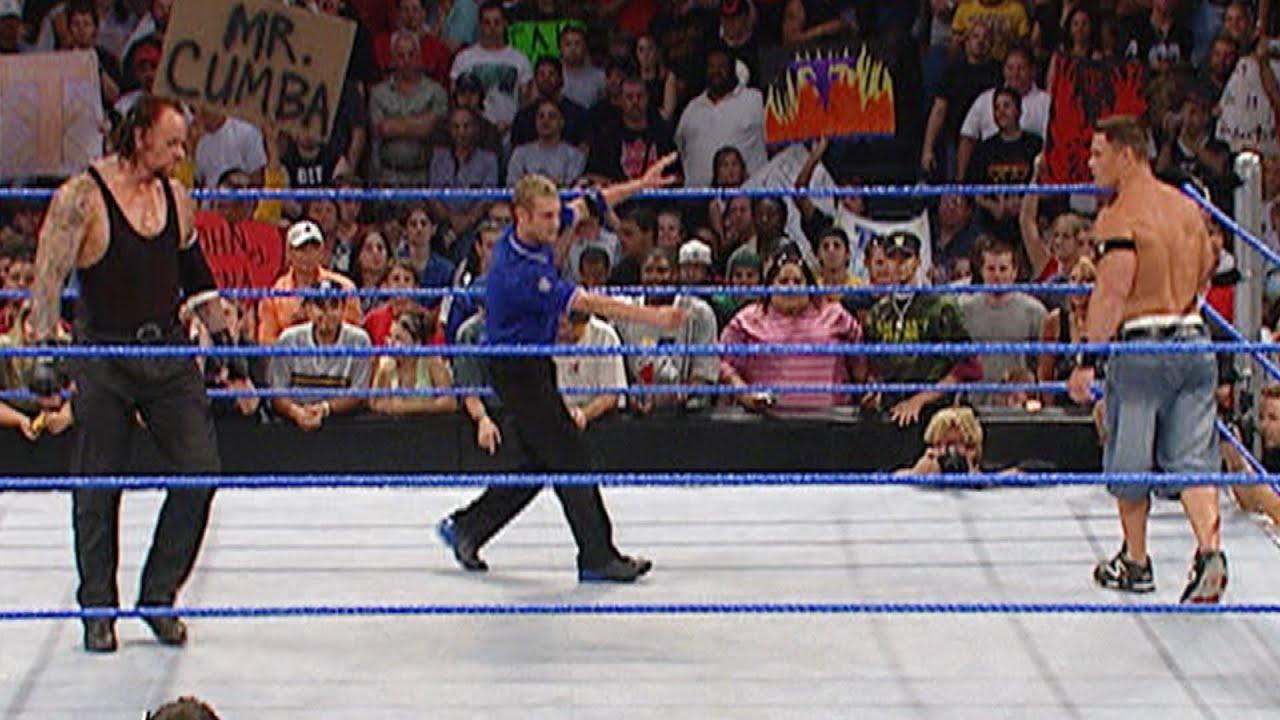 Download John Cena vs. The Undertaker: SmackDown June 24, 2004