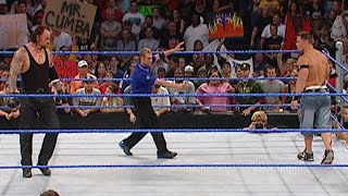 John Cena vs. The Undertaker: SmackDown June 24, 2004