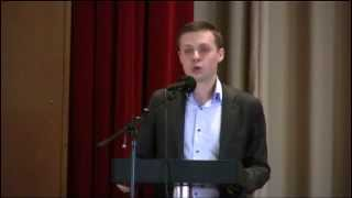 Игорь Драндин на форуме «Москва. Перспектива»