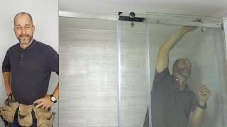 Download Video How To Install A Modern Glass Shower Door Kit MP3 3GP MP4