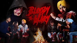 Bloody Mary | Every Bollywood Horror Movie be Like | SahibNoor Singh
