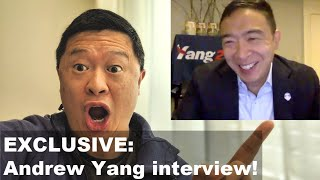 I interviewed Andrew Yang on foreign policy, campaign finance, education, leadership, & family.