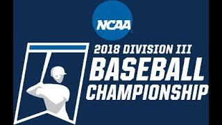 2018 NCAA Division III Baseball Mid-East Regionals: Adrian vs. Wooster (Game Eleven) thumbnail