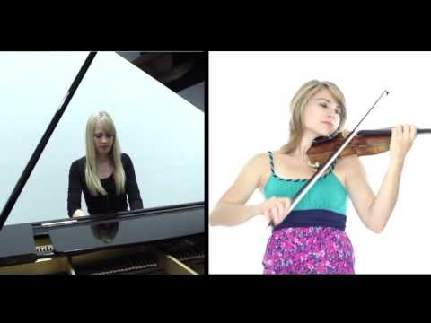 Roxas Theme from Kingdom Hearts II - Taylor Davis and Lara (Violin and Piano Cover)
