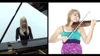 Roxas Theme from Kingdom Hearts II - Taylor Davis and Lara (Violin and Piano)