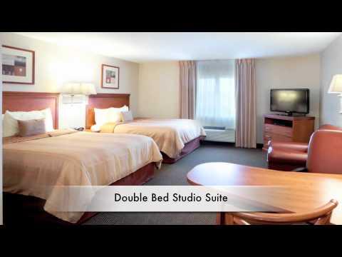 Candlewood Suites San Antonio Downtown - San Antonio, Texas