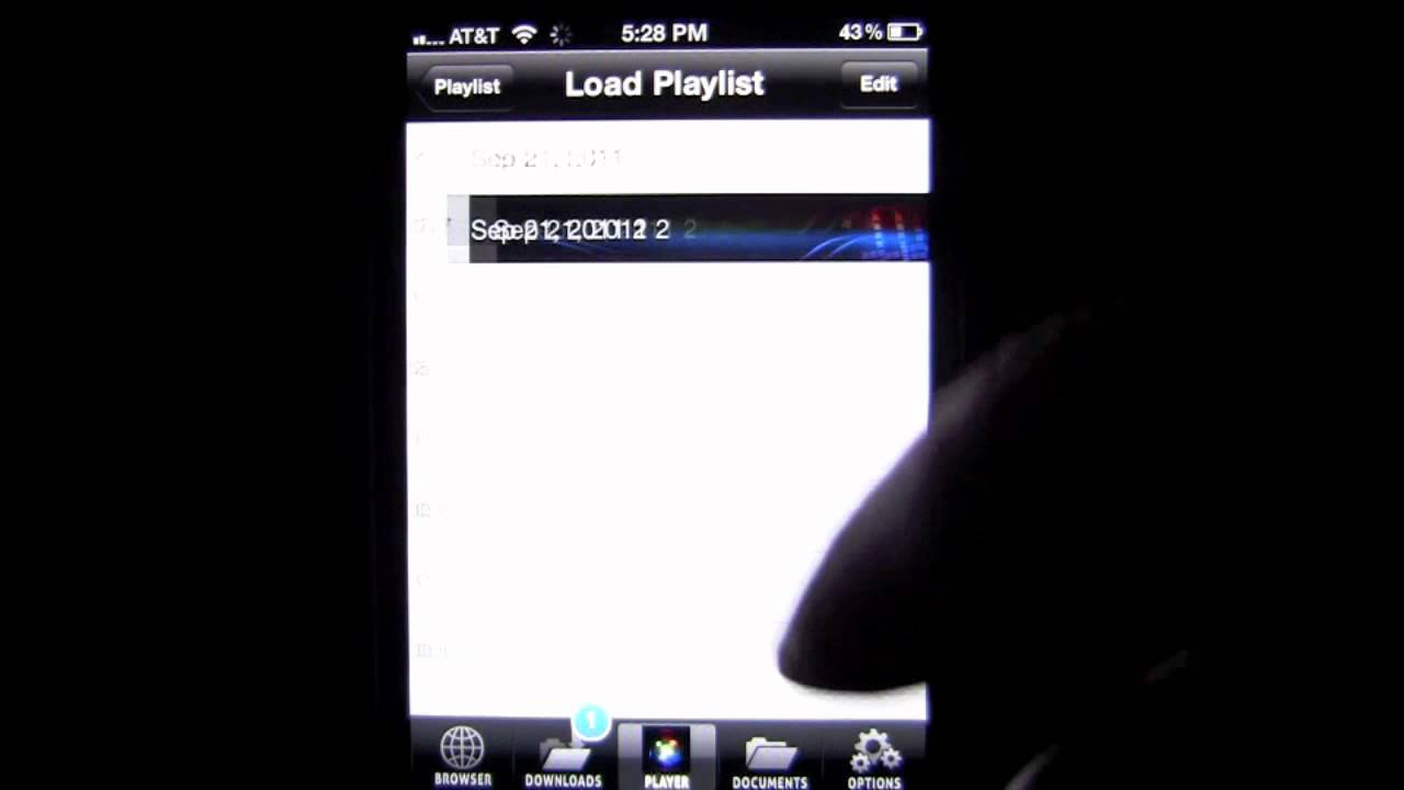 Free Music Download Player Pro iPhone App Demo CrazyMikesapps
