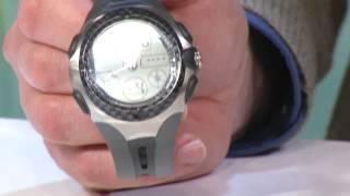 St. Leonhard Sportliche Herren-Armbanduhr