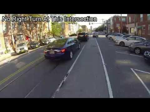Bike Lane and Oncoming Lane != Passing Lane JTZ4793