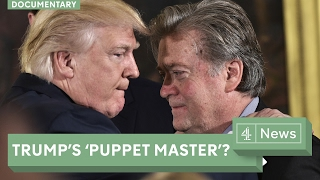 Steve Bannon documentary: who is Trump's 'great manipulator?'