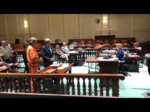 Jay murder suspect James E. Sweeney appears in Auburn court