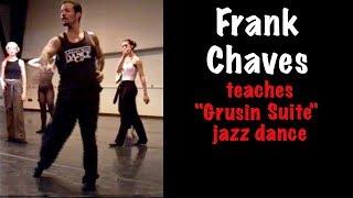 Frank Chaves teaches