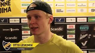 Ennakko 18.11.2017 - haastattelussa Marko Tuomainen ja Otto Leskinen