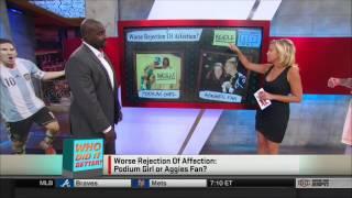 Michelle Beadle - SportsNation 7/7/14 - 7/11/14