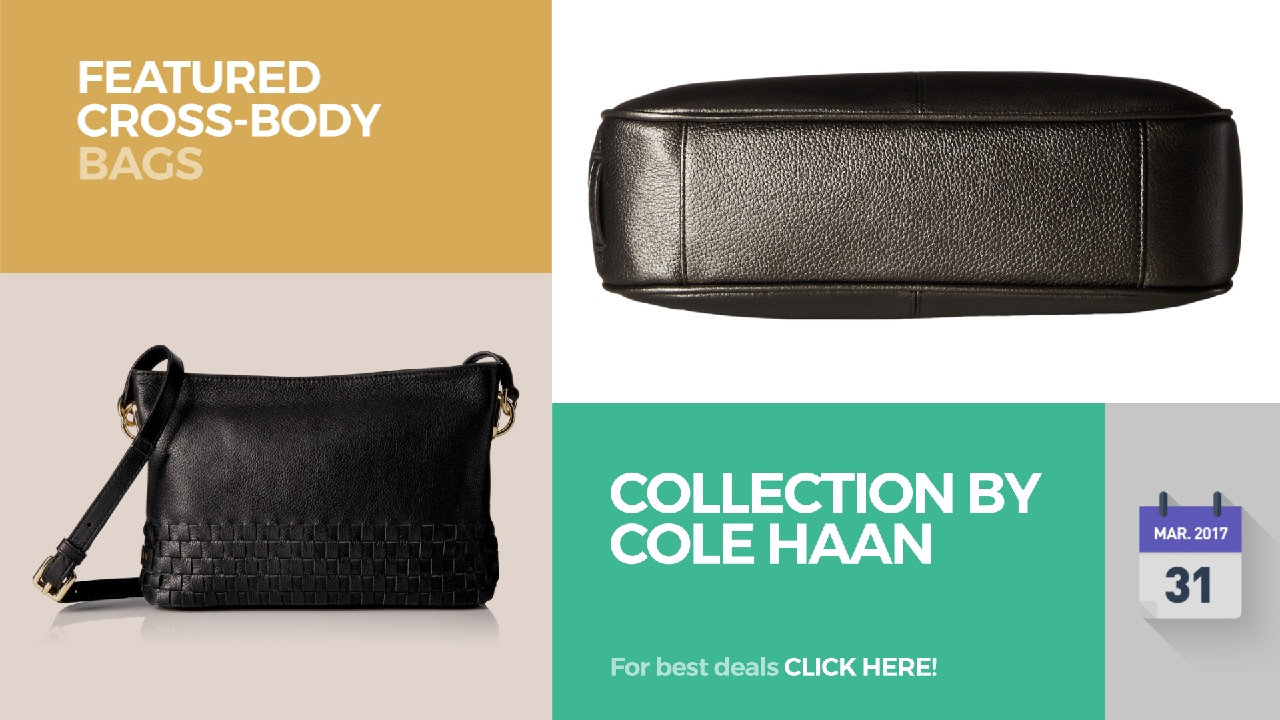Collection By Cole Haan Featured Cross-Body Bags - YouTube 2c755f34e91d1