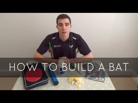 Save How To Build Your Own Custom Table Tennis Bat Pics
