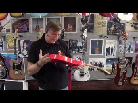 Ibanez RG550 Road Flare Red Prestige Electric Guitar