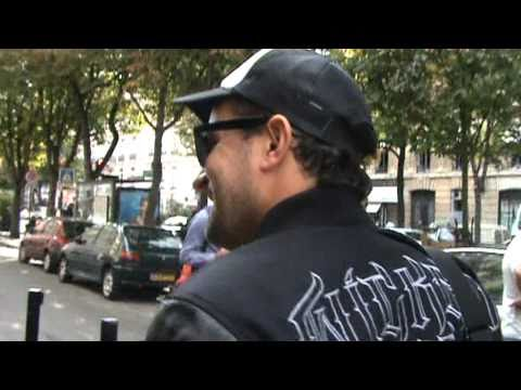 KEVIN NUNETTES & LAETICIA - INTRODUCING FASHION WEEK TOUR AVENUE MONTAIGNE.MPG