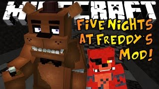 Minecraft | FIVE NIGHTS AT FREDDY
