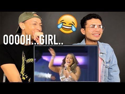 Famous Singers&39;  Power Vocals When They&39;re on FIRE REACTION