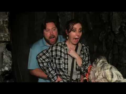 Primal Screaming at NETHERWORLD Haunted House!