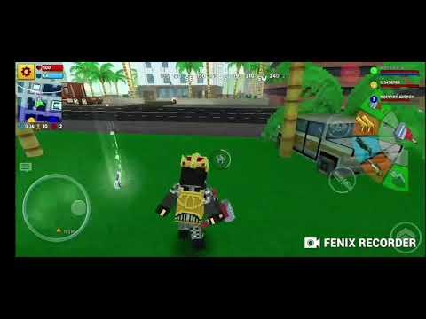 Block City Wars:Battle Royale[#14] HACKER😱