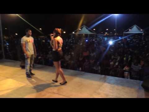 Amour Impossible live pour la Beach de Kourou - LadyLao & CRB10