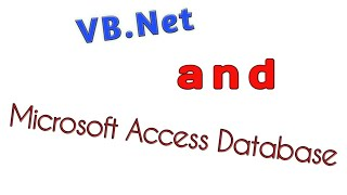 Connect access database to vb net