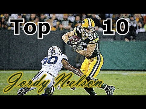 Jordy Nelson Top 10 Plays of Career #1