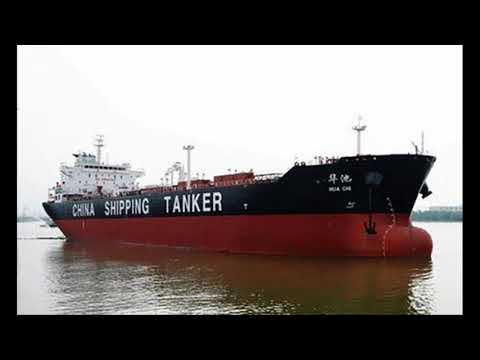 "Chinese Tanker Caught With ""Tons"" Of Dead American Body Parts…"