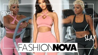 Video Fashion Nova Fitness : Try on haul Athletic Wear #Cutegymclothes download MP3, 3GP, MP4, WEBM, AVI, FLV Juni 2018