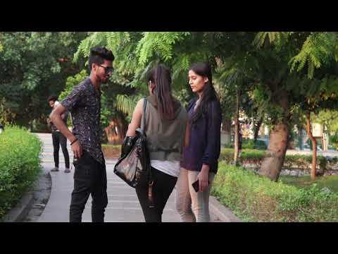 Hug Prank With Cute Girls||Raju bharti||Bharti prank