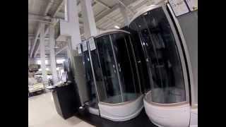 видео Душевая кабина Erlit ER4509P-C4