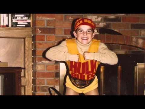 Childhood Memories: Patrick Sharp